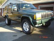 2000 jeep Jeep Cherokee Limited Sport Utility 4-Door